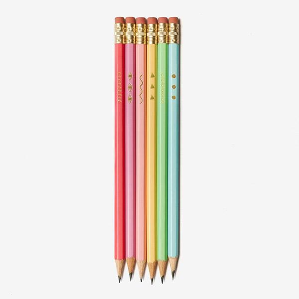 نوشتن با مداد Colorfull Pencils