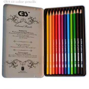 مداد رنگی سی بی اس