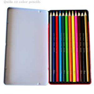 مداد رنگی کوییلو