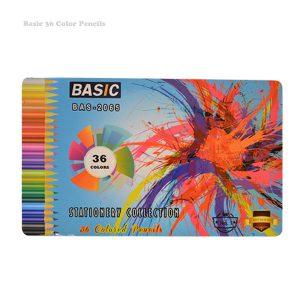 مدادرنگی 36 رنگ Basic