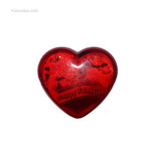 شکلات قلبی کوچک ولنتاین