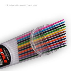 نوک اتود 12 رنگ 2 میلی متر BAILE