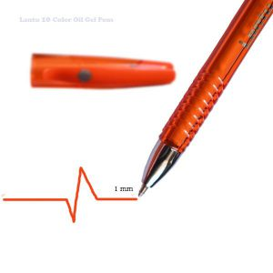 خودکار 10 رنگ ژله ای لانتو