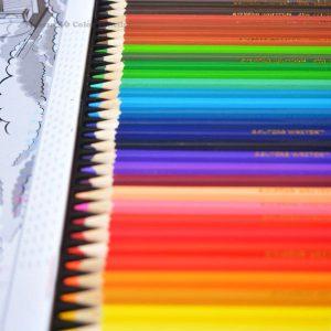 مداد رنگی 36 رنگ جعبه فلزی پیکاسو