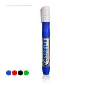 ماژیک شارژی کرونا CORONA-Refillable-Marker
