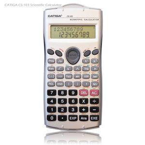 ماشین حساب مهندسی کاتیگا مدل CS-103