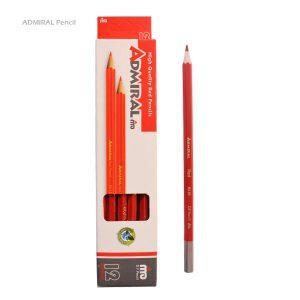 مداد قرمز ADMIRAL