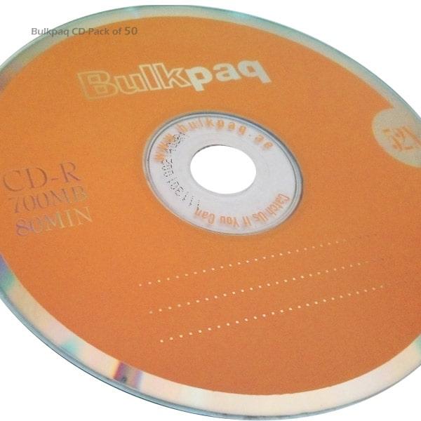 سی دی Bulkpad- یک CD ارزان قیمت - Bulkpad CD