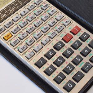 ماشین حساب مهندسی کاتیگا مدل F-619