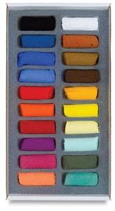 انواع پاستل : پاستل نرم یا soft postel