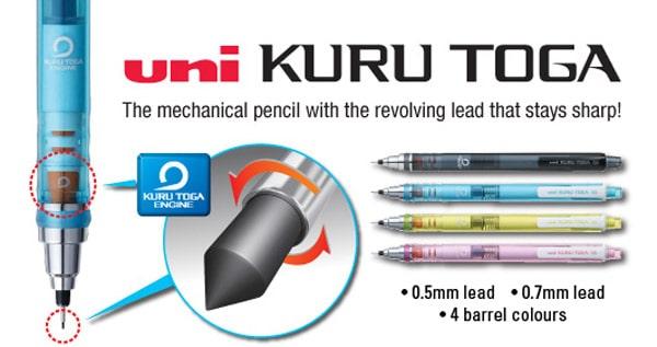 استفاده از اتود یا مداد مکانیکی - use-of-mechancal-pencil