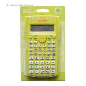 ماشین حساب مهندسی karuida