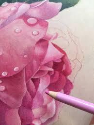 نقاشی با مداد رنگی 24 رنگ پلی کروم فابر کاستل