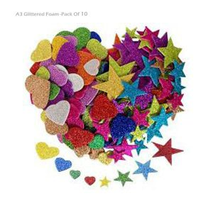 A3-Glittered-Foam