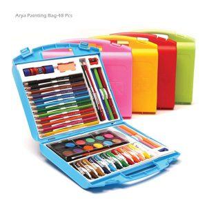کیف نقاشی 48 تکه آریا کد 6030 - Arya Painting Bag