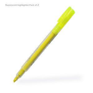ماژیک هایلایت فسفری Memo liner . fluorescent-highlighter