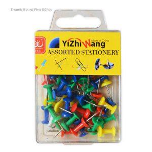 سوزن نقشه رنگی Thumb-Board-Pins