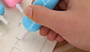 پاک کن برقی با یدک رایگان Electric Eraser